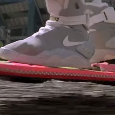 I'm Glad The Future DIdn't Turn Out Like It Did In Back To The Future II