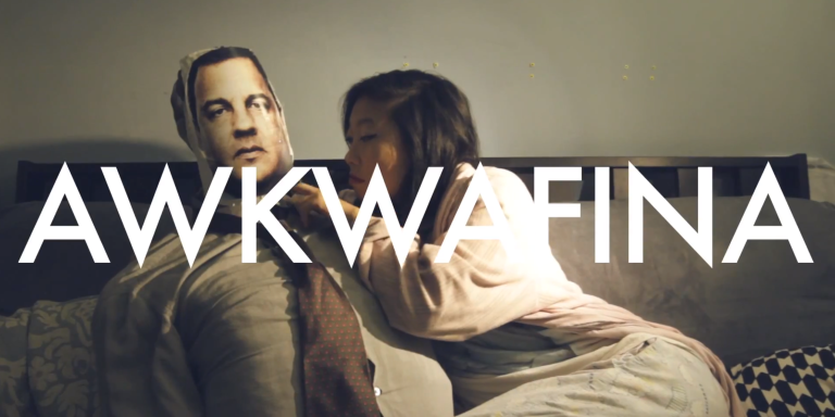 NY Based Rapper Awkwafina Admits She Wants To Hook Up With Governor ChrisChristie