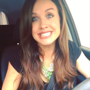 This Woman's Impressions Of Celebrities Stuck In Traffic Are Amazing