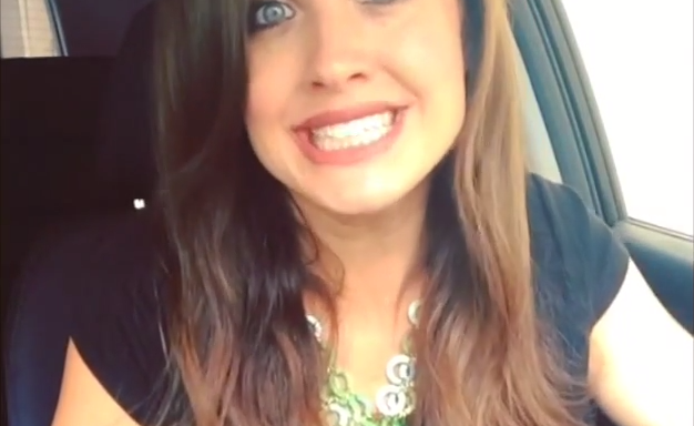 This Woman's Impressions Of Celebrities Stuck In Traffic AreAmazing