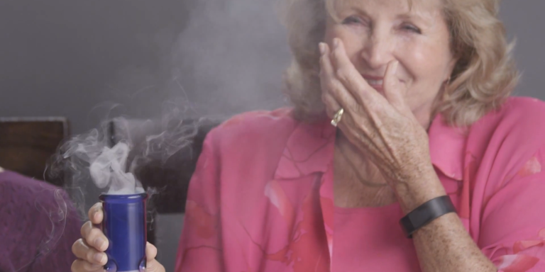 Three Grandmas Smoke Weed For The First Time And It'sGlorious