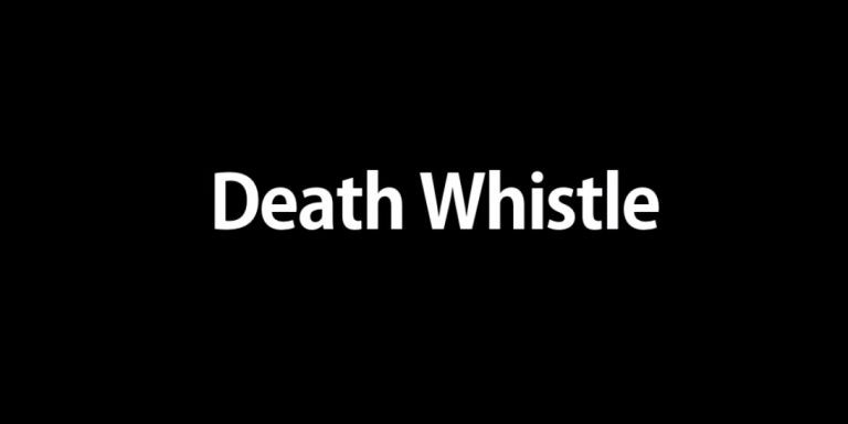 This Man Demonstrates The Aztec 'Death Whistle' And It IsTerrifying