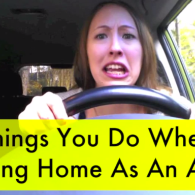11 Things You Inevitably End Up Doing When You Visit Home As An Adult