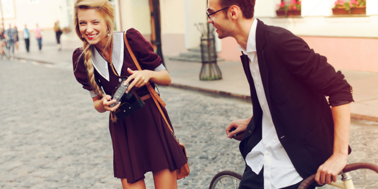 13 Things Women Only Do When They're Not Interested InYou