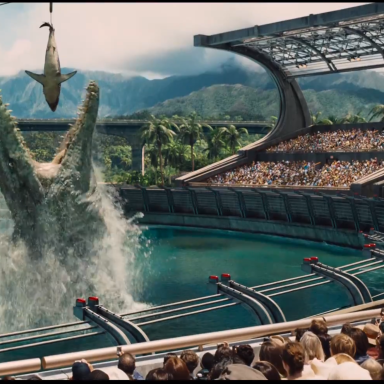 The Jurassic World Trailer Is Here And It's Absolutely Everything