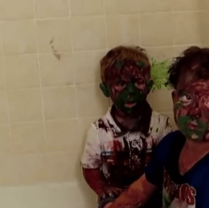 Racist Babies Punished For Dressing in Blackface