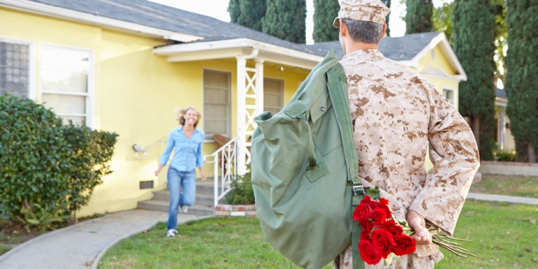 7 Reasons (You Probably Didn't Think Of) Why You Should Fall In Love With A MilitaryMan