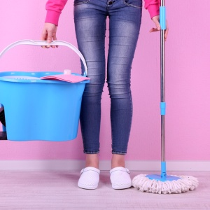 How To Clean Your Stank-Ass House Before The Guests Arrive