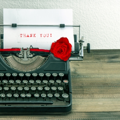 7 Things Every Writer Should Be Thankful For
