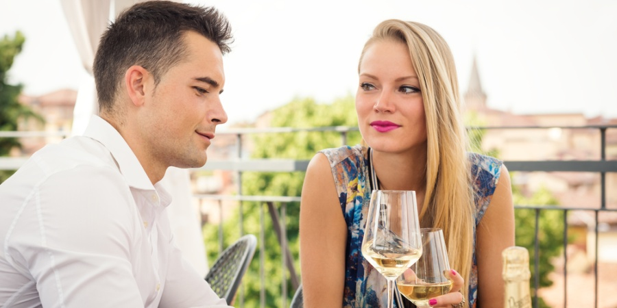 5 Signs A Woman Is Flirting With You