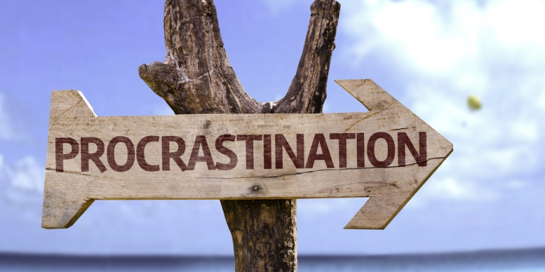 How To Maximize Your Procrastination Potential In 8 EasySteps