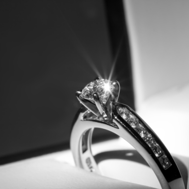 The Engagement Ring Is Dead — Long Live The Engagement Ring