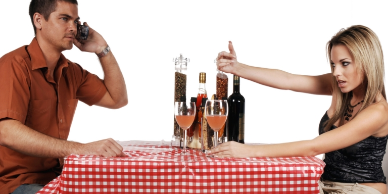 Men, This Is How You Can Be An Asshole On The FirstDate