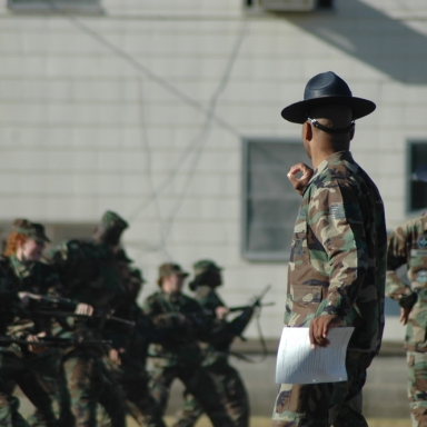 8 Things You Learn About Yourself After Basic Combat Training