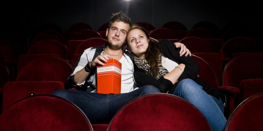 How To Properly Go To The Movies With Your Crush