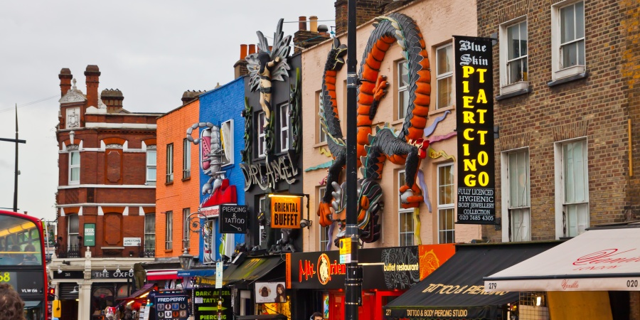 Why Everyone Should Visit Camden Town In London At Least Once