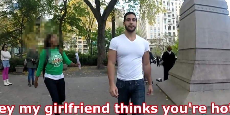 Where Were The Feminists When This Man Was Being Harassed In New York City?