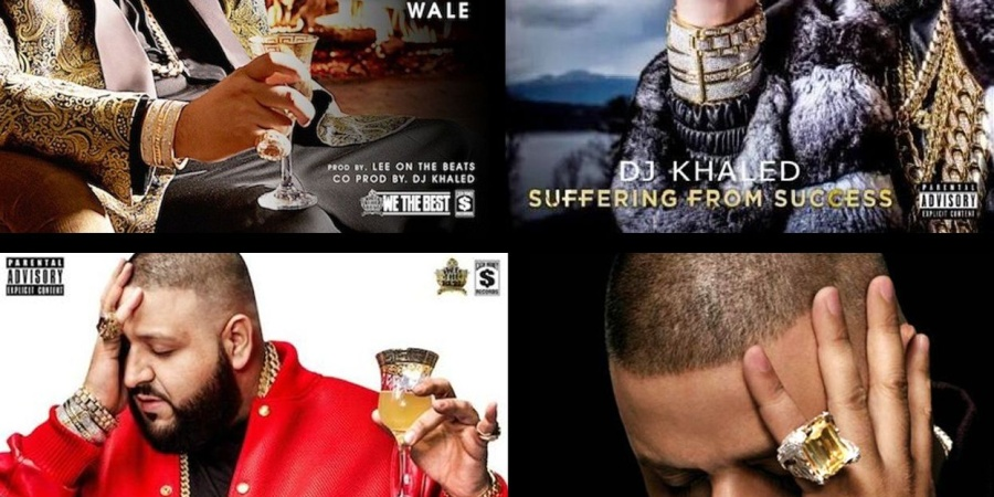 5 Struggles Only People Who Need More DJ Khaled Content Understand