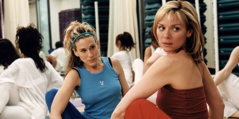 30 Thoughts Everybody Has During A YogaClass