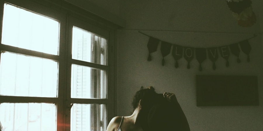 I Want To Stop Writing About You. I Want To Stop Loving You. I Want ToStop.