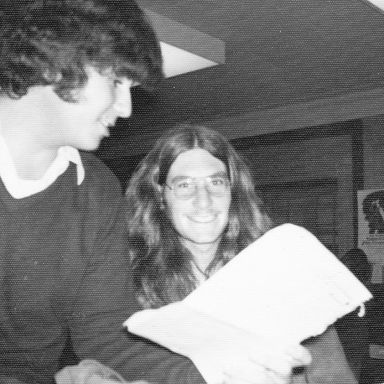 A 22-Year-Old's Diary Entries From Early April, 1974