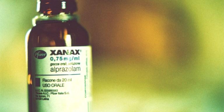 Are Xanax Bars Prison OrSalvation?