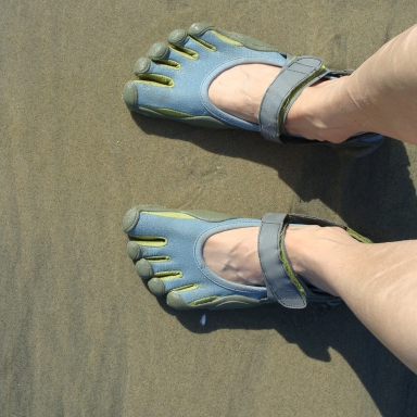 I Really, Really Wanted To Embrace The Barefoot Running Craze