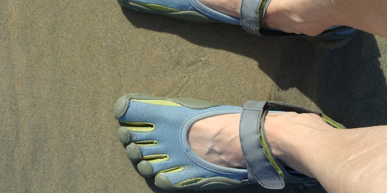 I Really, Really Wanted To Embrace The Barefoot RunningCraze