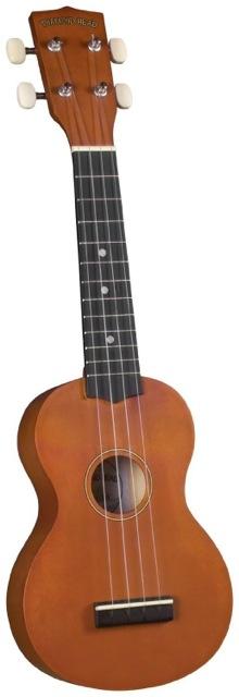 Diamond Head DU-150 Soprano Ukulele - Mahogany (Amazon)