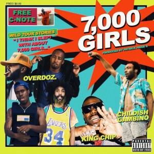 Listen To Childish Gambino Brag About His '7,000 Girls'