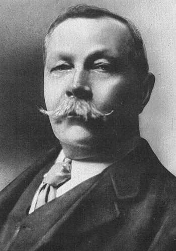 Arthur Conan Doyle (Wikimedia Commons)