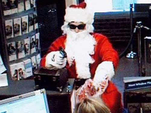 10 Men Who Committed Felonies While Dressed As Santa Claus