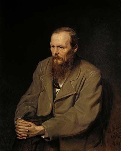 Fyodor Dostoyevsky (Wikimedia Commons)