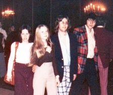 early march 1974 bm walking