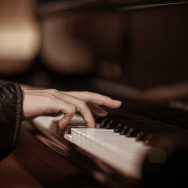 Music For Writers: Seeing Through Philip Glass