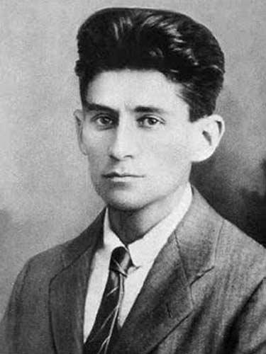 Franz Kafka (Wikimedia Commons)
