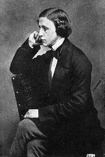 Lewis Carroll (Wikimedia Commons)