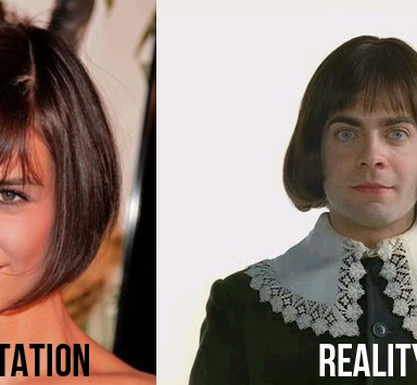19 Hilarious Photos That Truly Demonstrate Expectations Vs. Reality