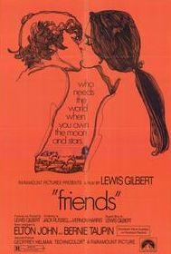 mid-march 1974 friends-movie-poster