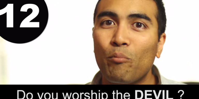 15 Things You Should Never Say To An Atheist(VIDEO)