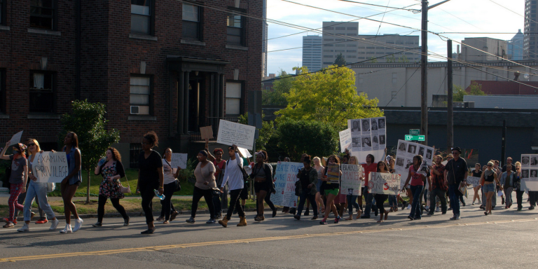 What Ferguson Protesters Are ReallyProtesting