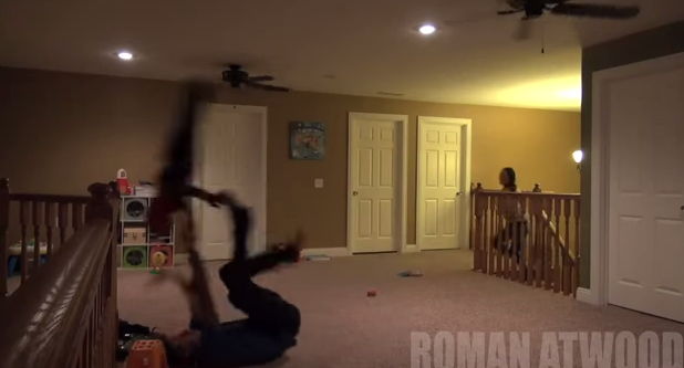 Watch: Wife Freaks Out After Husband Pretends To Kill TheirSon