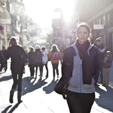 Why Men Don't Understand Street Harassment