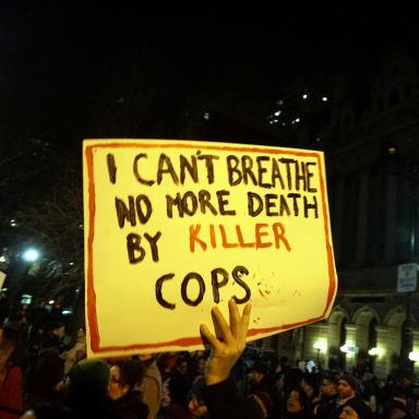 On Eric Garner, Michael Brown, And Having Empathy For Black Experiences
