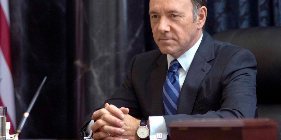 Frank Underwood, The Perfect Character For The Virtual World