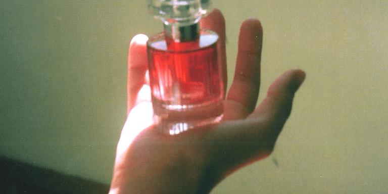 """You Smell Like AWoman"""