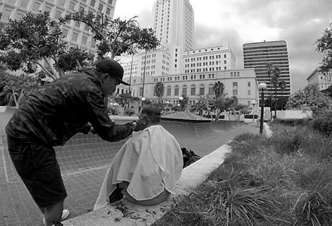 Why I Can't Enjoy The Story About An NYC Hairstylist Who Gives Free Haircuts To TheHomeless
