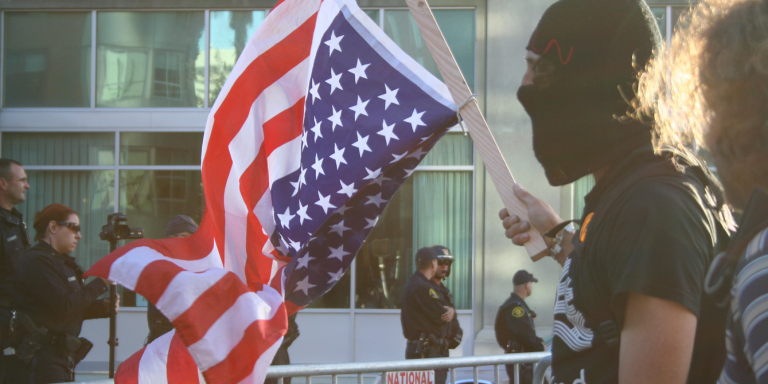 Why I'm Okay With The American FlagBurning