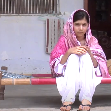 No One Talks About What Malala Is Wearing