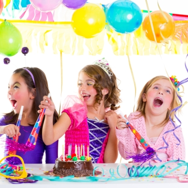 10 Insane Things I Experienced As A Children's Birthday Party Performer